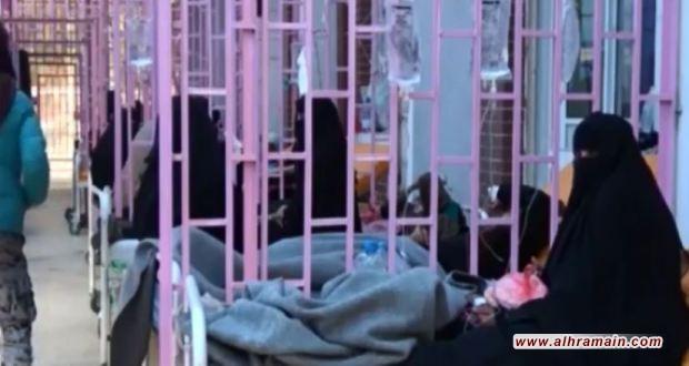 انتشار مخيف للكوليرا في اليمن بسبب الحصار السعودي