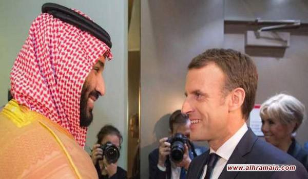 ضغط حقوقي على حكومة باريس لوقف صادرات الأسلحة للرياض وأبو ظبي