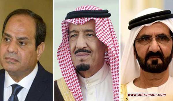 انباء عن مبادرة جديدة لحل الأزمة بين قطر وكل من السعودية والإمارات والبحرين ومصر