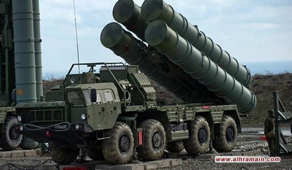 واشنطن منعت السعودية من شراء منظومة إس 400 الروسية