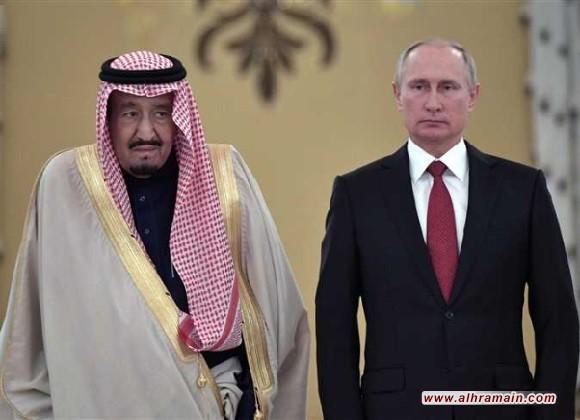 """الكرملين: بوتين والملك سلمان يؤكدان استعدادهما لتنسيق الجهود بصيغة """"أوبك بلس"""" لضمان استقرار السوق النفطي"""