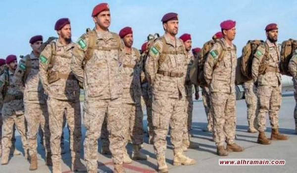 """وصول وحدات من القوات السعودية إلى تركيا للمشاركة بتمرين """"EFES 2018"""""""