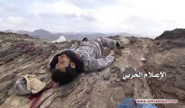 """الإعلام اليمني يجبر الرياض على الاعتراف بـ""""58″ جندياً قتيلاً خلال أبريل"""