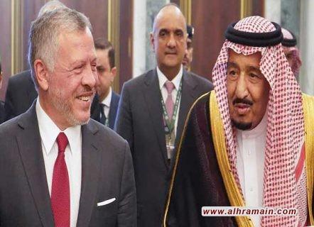 """وعود حصل عليها الاردن من الرياض مؤخرا:وظائف في """"نيوم""""واستثمار مليارين"""