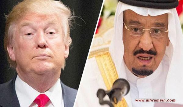 وول ستريت جورنال: امريكا تخير النظام السعودي بين الدعم الأمريكي ودعمه للتنظيمات الإرهابية؟!تفاصيل هامة