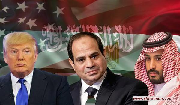 وورلد تريبيون: محمد بن سلمان يفشل في دق إسفين بين السيسي وترامب
