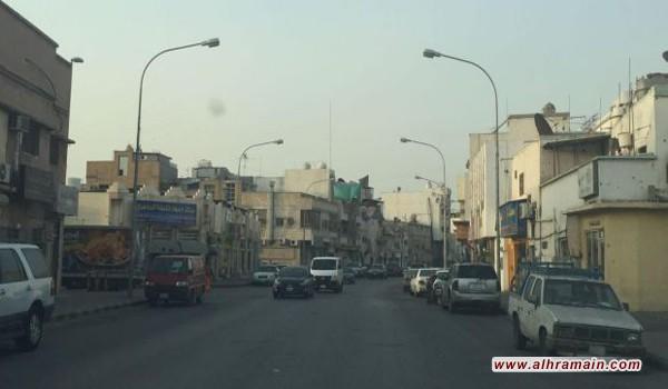 جرح مواطنين برصاص القوات السعودية في القطيف ليلاً