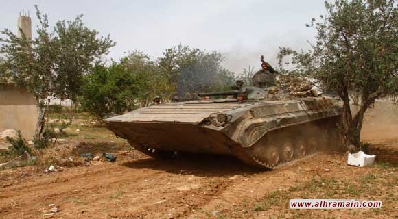 الإندبندنت: أسلحة الإرهابيين الصربية والبوسنية في سوريا كانت مخصصة للسعودية