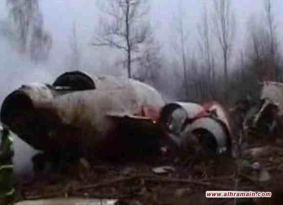 السعودية.. سقوط طائرة تدريب عسكرية قرب تبوك ومقتل اثنين هما طاقم الطائرة
