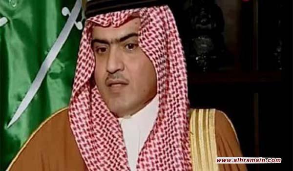 ثامر السبهان في تلميح الى قطر: بعض الأشقاء باتوا أشد كرها لنا من الإسرائيليين!