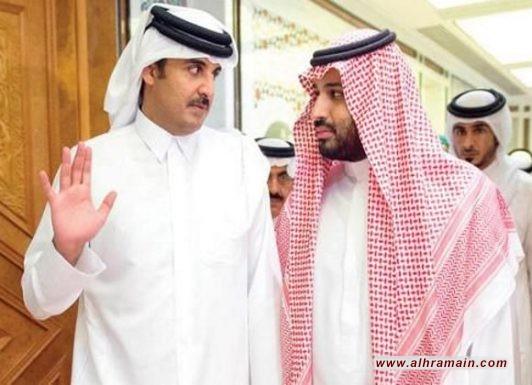 أسرار وكواليس المُصالحة الخليجيّة.. ما هي الصّفقة التي حمَلها وزير الخارجيّة القطري في زِيارته السريّة إلى الرياض؟