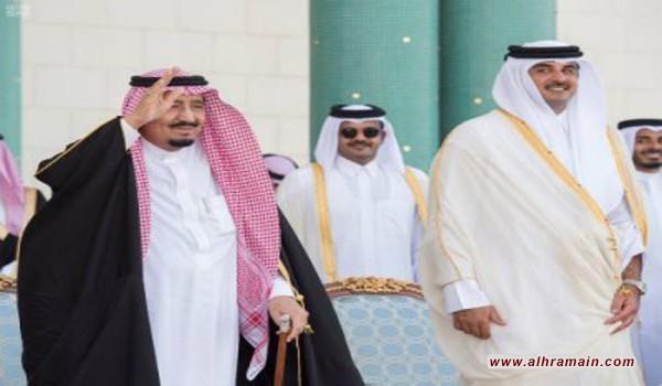 """أطراف الأزمة الخليجيّة """"تتوغّل"""" في المناطق المُحرّمة.. والسعوديّة تُلوّح بتغيير النّظام القَطري وشَق الأُسرة الحاكمة"""