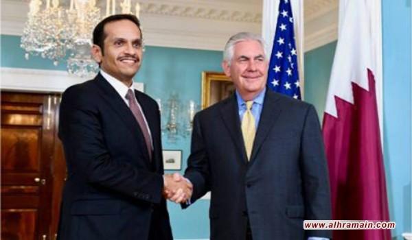 """قمة """"مصغرة"""" برعاية ترامب لحل الازمة الخليجية واستجابة لضغوط مجلس الشيوخ وتهديداته؟"""