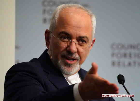 ظريف لا يستبعد اندلاع حرب في الشرق الأوسط بعدما أرسلت الولايات المتحدة مزيدا من القوات والأسلحة للسعودية ردا على الهجوم الذي استهدف منشأتين لشركة أرامكو