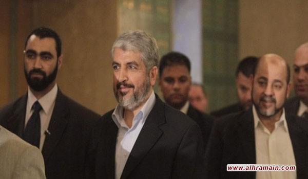 """بعد 6 سنوات من التفاوض السري مع الموساد في فنادق الرياض واسطنبول والدوحة..حماس تقبل بـ """"الدولة المسخ"""""""