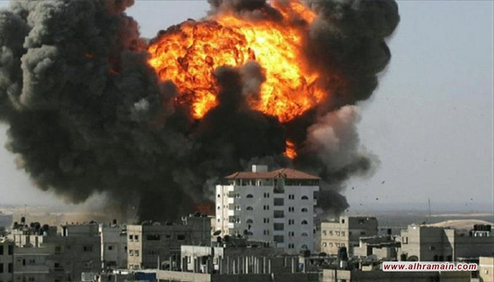 تحالف السعودية يشن 9 غارات على صنعاء وضواحيها