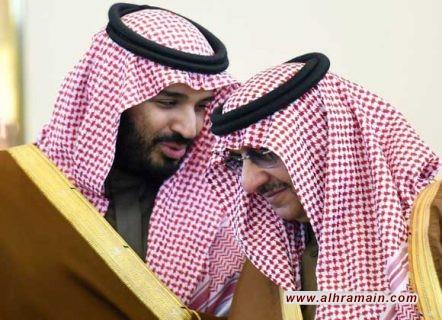 واشنطن بوست: الأمير محمد بن سلمان يستعد لتوجيه الاتّهام للأمير محمد بن نايف باختلاس 15 مليار دولار