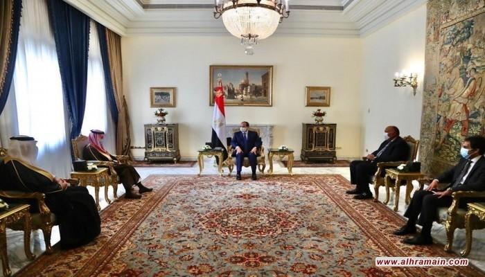 السعودية تجدد دعمها لتدخل مصر عسكريا في ليبيا