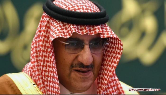رايتس ووتش: مخاوف بشأن سلامة بن نايف ومعتقلين في السعودية