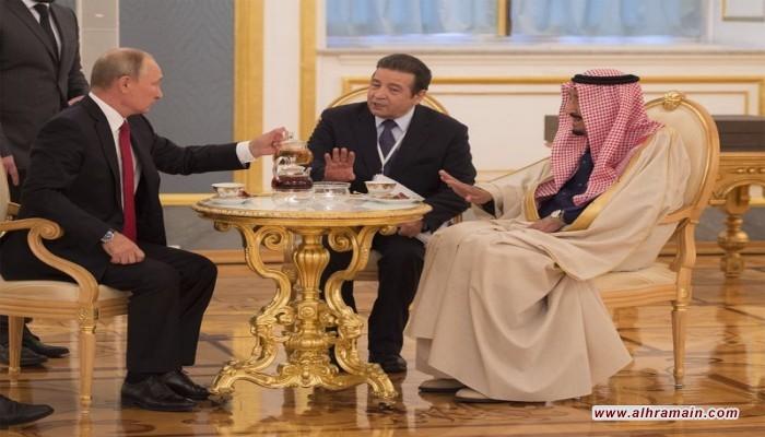 الرئيس الروسي والعاهل السعودي يبحثان تطورات أسواق النفط ولقاح كورونا
