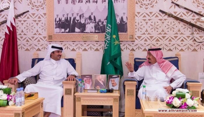 رويترز: الأزمة الخليجة تشهد انفراجة في يناير والحل النهائي قد يستغرق شهورا