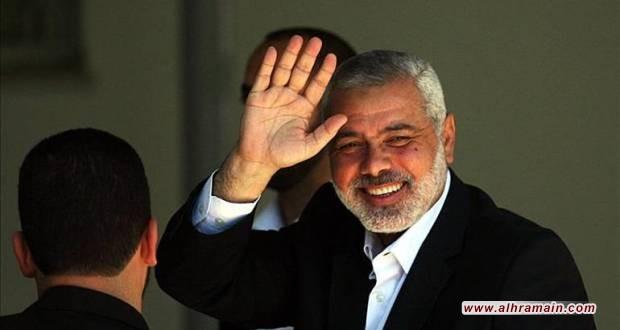 """صحيفة سعودية: قادة """"حماس"""" إرهابيون"""