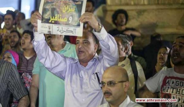 """إعلام الاحتلال يزعم ملكية """"إسرائيل"""" لتيران وصنافير"""