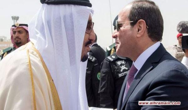 """ارتياح إسرائيلي لعودة السيسي إلى حضن السعودية """"المعتدلة"""""""