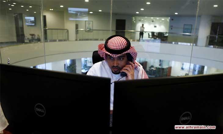 تراجع النفط وزيادة التوترات الجيوسياسية يهبطان بالبورصة السعودية