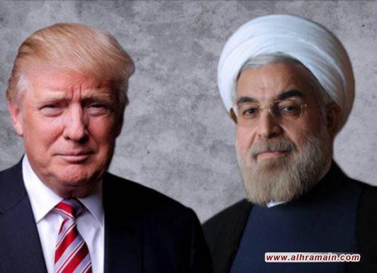 إيران تُشعِل فتيل حرب شرسة بين الرئيس ترامب وأجهزة مُخابراتِه..