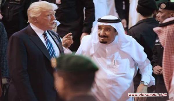 ترامب يلتقي بعدد من قادة العالم لبحث جهود مكافحة الارهاب في اليوم الثاني من زيارته إلى السعودية