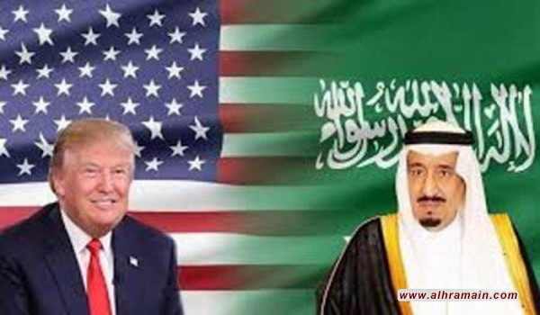 التايمز: عيد الميلاد يحل قبل أوانه على ترامب من السعودية