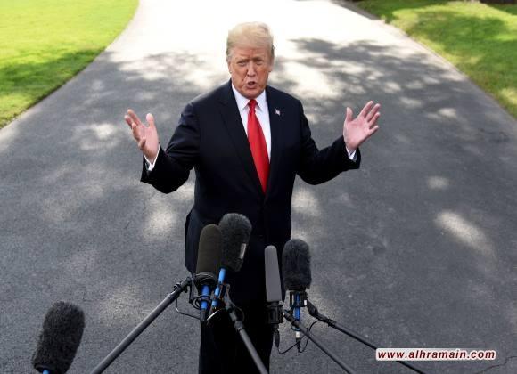 """ترامب يدعو خطيبة خاشقجي إلى البيت الأبيض ويؤكد انه تحدث مع مسؤولين سعوديين """"على أعلى مستوى"""" بشأنه ويصعد لهجته"""