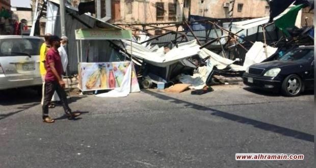 القطيف: القوات السعودية تعتدي على المظاهر العاشورائية
