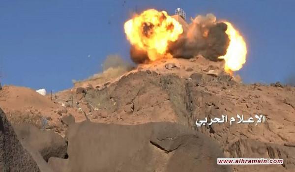 مصرع جنود سعوديين بهجوم للجيش اليمني بنجران