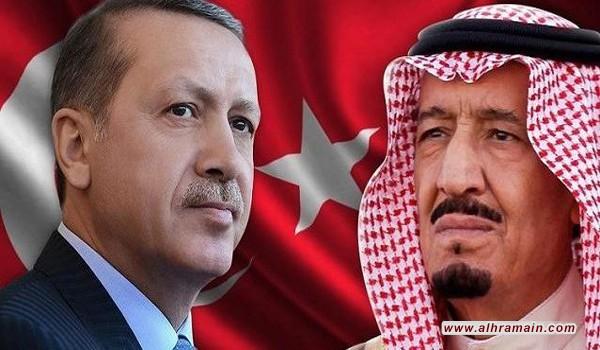 زمان التركية تكشف: لهذه الاسباب انكسر المحور التركي الخليجي و تهجم السفير السعودي على أردوغان