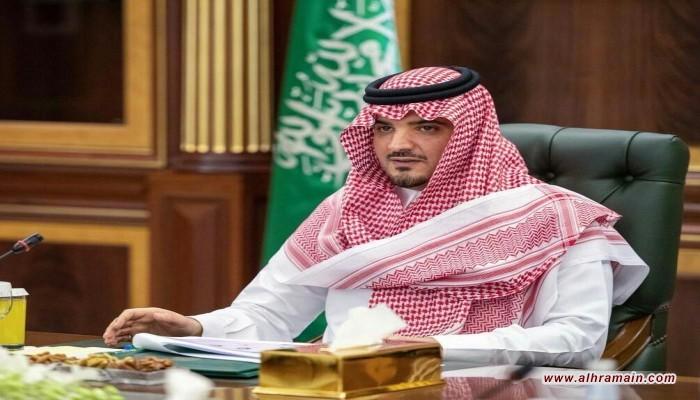 قبيل موسم الحج.. وزير الداخلية السعودي يتوعد من يأوي مخالفي نظام الإقامة