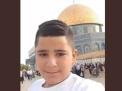 إسرائيل تبعد طفلا فلسطينيا عن الأقصى بسبب مطبع سعودي