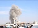 التحالف السعودي يشن غارة على منطقة مأهولة بالسكان في صعدة