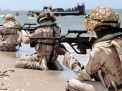 بمشاركة السعودية والإمارات.. انطلاق تدريب بحري بين مصر وأمريكا يستمر على مدى عدة أيام بنطاق المياه الإقليمية في البحر الأحمر