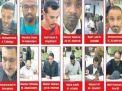 وسائل إعلام تركية تنشر صور وأسماء سعوديين قيل إنهم وصلوا اسطنبول وغادروها يوم اختفاء خاشقجي