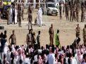 منظمة (ريبريف) تدعو بريطانيا للتدخل العاجل لمنع إعدام وشيك لـ ١٤ شخصا في السعودية بتهمة المشاركة في الاحتجاجات