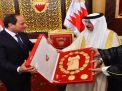 """زيارة السيسي إلى البحرين: رفْع اليد عن المخلوع مبارك.. وانتظار """"الجائزة"""" الثمينة من السعودية"""