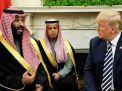 ترامب يدافع عن السعودية في وجه الانتقادات بشأن قضية خاشقجي ويؤكد ان ولي العهد السعودي نفى بشدة معرفته بما حدث في القنصلية