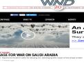 باحث غربي يدعو الى القضاء على الإرهاب والفقر العالميين عبر الإستيلاء على نفط السعودية
