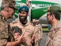 قوات سعودية تصل إلى تونس للمشاركة بمناورات عسكرية