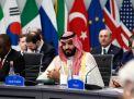 ولي العهد السعودي يجد التودد والاستنكار بقمة العشرين