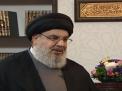 نصر الله: ترامب لن يحارب إيران من أجل عيون بن سلمان