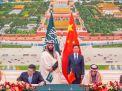 السعودية والصين توقعان 35 اتفاقية بـ28 مليار دولار