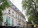 إجراءات أمنية مشددة أمام مقر إقامة محمد بن سلمان في سفارة بلاده ببوينس آيرس أثناء مشاركته في قمة العشرين